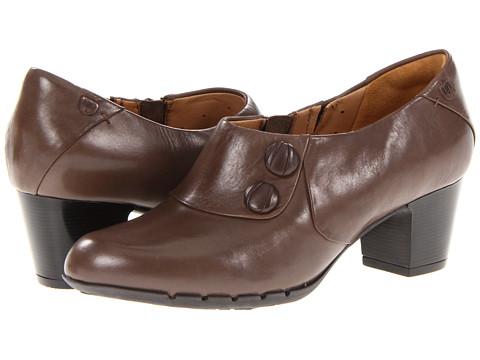 Pantofi Clarks - Un.Timeless - Taupe Leather