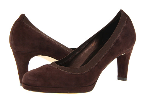 Pantofi Vaneli - Fineen - Tmoro Suede