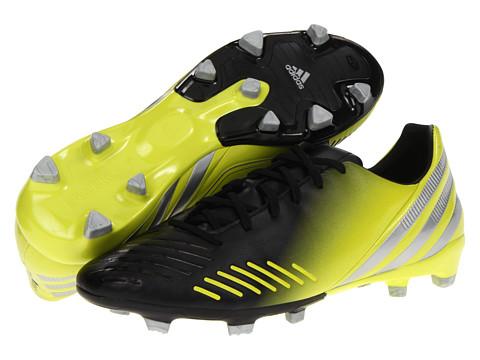 Adidasi adidas - predatorî Absolado LZ TRX FG - Black/Lab Lime/Metallic Silver