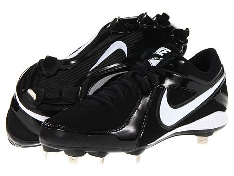 Adidasi Nike - MVP Strike Low Metal - Black/Black/White