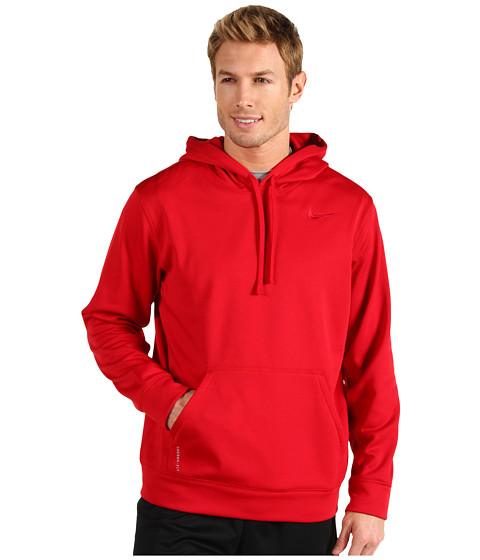 Bluze Nike - Nike KO Hoodie 2.0 - Gym Red/Gym Red