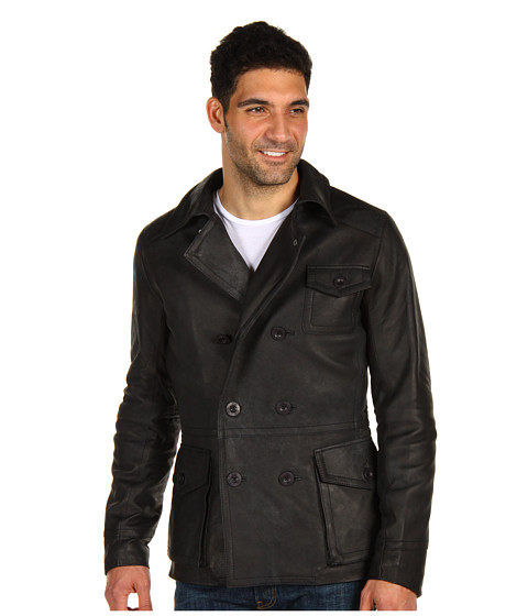 Jachete UGG - Bolton Lambskin Jacket - Black