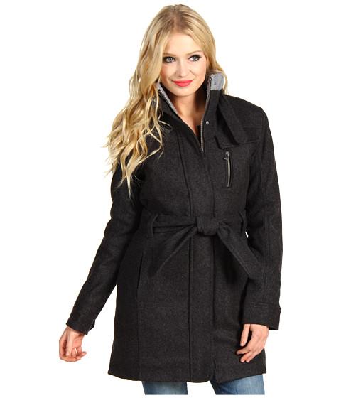 Jachete UGG - Dennison Wool Jacket - Charcoal/Charcoal