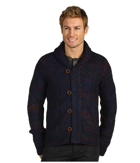 Bluze Lucky Brand - Space Dye Cable Cardigan - Multi