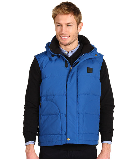 Jachete Lacoste - Zip Front Down Vest - Baltic/Galaxy