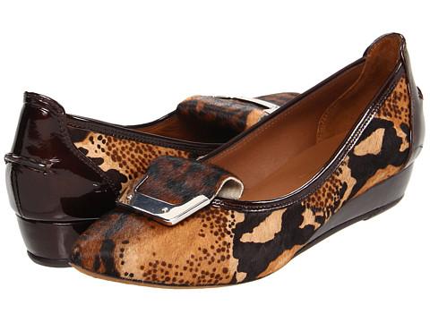 Pantofi Donald J Pliner - Nila - Camel/Espresso/Chocolate
