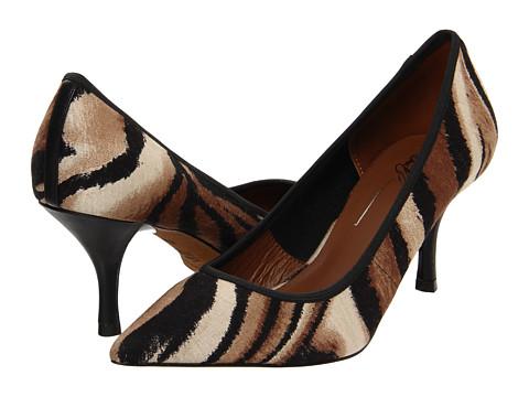 Pantofi Donald J Pliner - Roza - Camel/Black