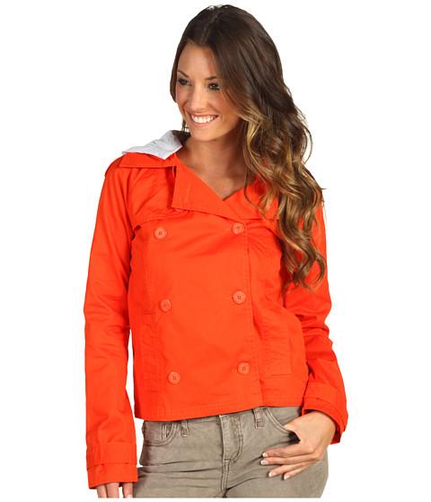 Jachete Hurley - Watson Trench Jacket Juniors - Pinata Red