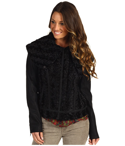 Jachete Free People - Fancy Lady Coat - Black