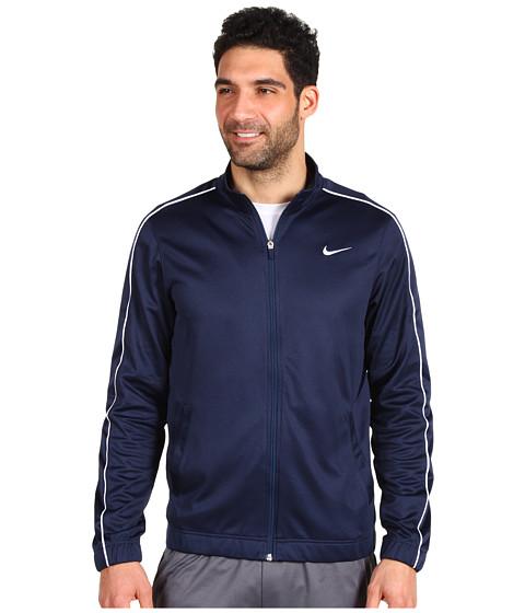 Bluze Nike - Franchise Mesh Jacket - Obsidian/Obsidian/White/White