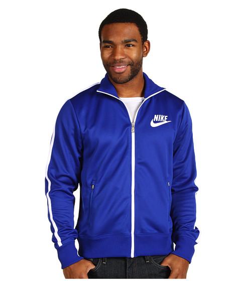 Bluze Nike - Limitless Track Jacket - Old Royal/White/White