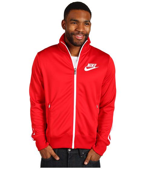 Bluze Nike - Limitless Track Jacket - Sport Red/White/White