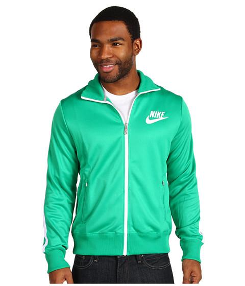 Bluze Nike - Limitless Track Jacket - Stadium Green/White/White