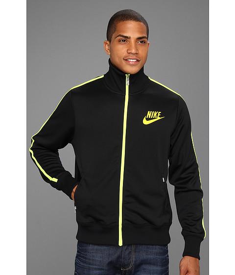 Bluze Nike - Limitless Track Jacket - Black/Volt/Volt