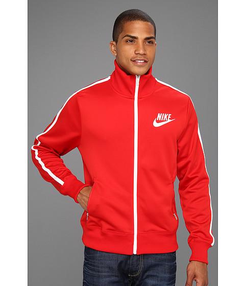 Bluze Nike - Limitless Track Jacket - University Red/White/White