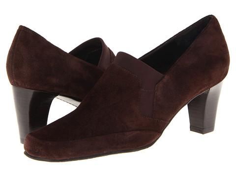 Pantofi Vaneli - Sisilia - Moka Nival Suede