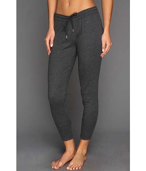 Pantaloni Nike - Lightweight Jersey Skinny Pant - Anthracite