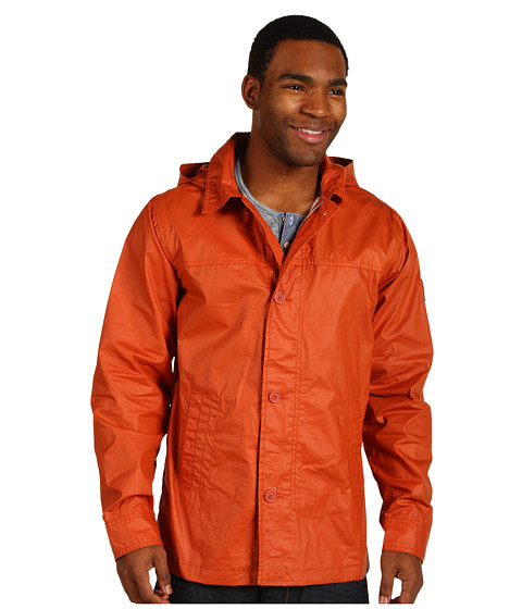 Jachete Quiksilver - Jet Stream Jacket - Red Orange