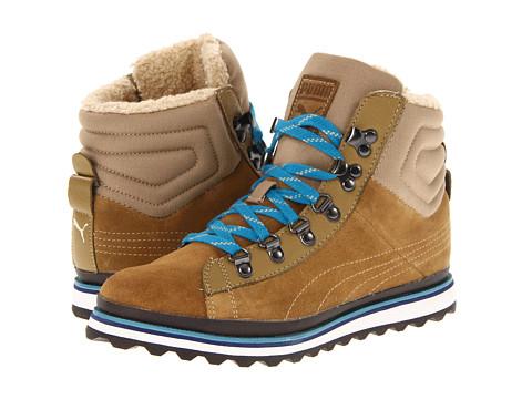 Ghete PUMA - City Snow Boot S Wn\\\'s - Antique Bronze