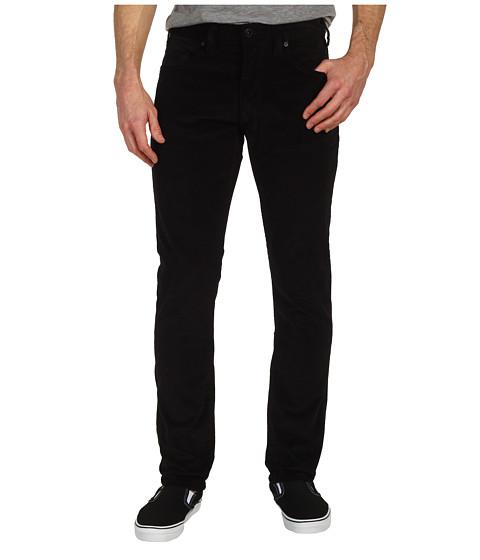 Pantaloni Hurley - 84 Cord - Black