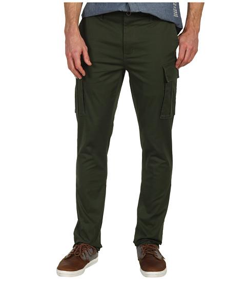 Pantaloni Hurley - Corman Cargo Pant - Dark Fatigue
