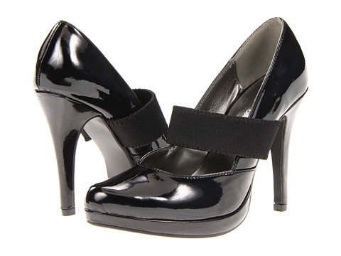 Pantofi Gabriella Rocha - Vanani - Black Smooth PU