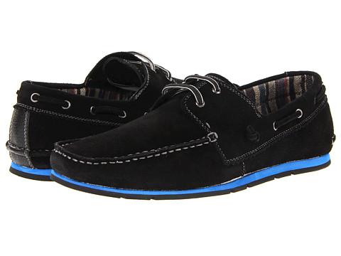 Pantofi Steve Madden - Vallor - Black Suede