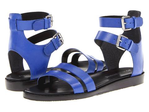 Sandale Pour La Victoire - Edilia - Cobalt Vegetal