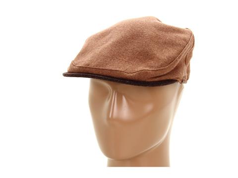 Sepci Kangol - Rain Tweed Peebles - Camel