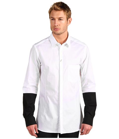 Camasi Diesel - Sastaman Shirt - White
