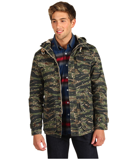 Jachete Element - Element Emerald Rock Creek Jacket - Camoflauge
