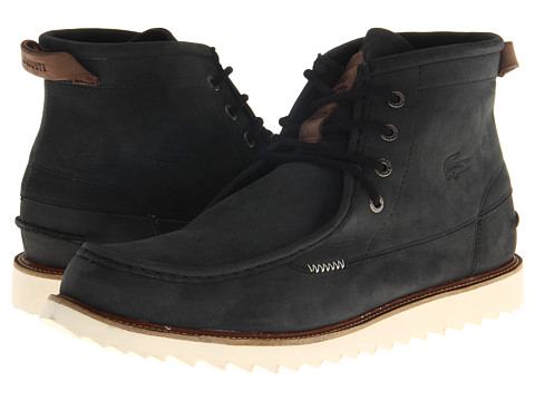 Ghete Lacoste - Harbison - Black