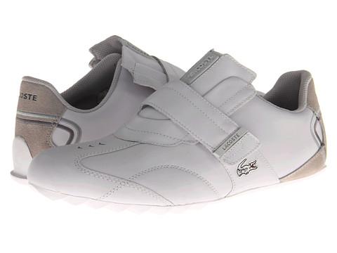 Adidasi Lacoste - Swerve AG - White/Light Grey