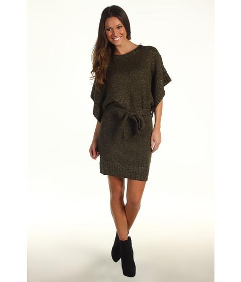 Rochii Vince Camuto - Belted Sweater Dress - Beech