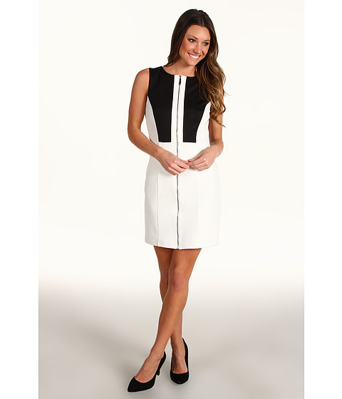 Rochii Vince Camuto - Ponte Dress - Ivory