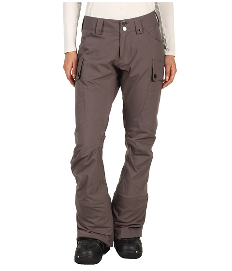 Pantaloni Burton - Gloria Snowboarding Pant - Heathers