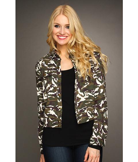 Bluze Gabriella Rocha - Jay Camouflage Jacket - Green