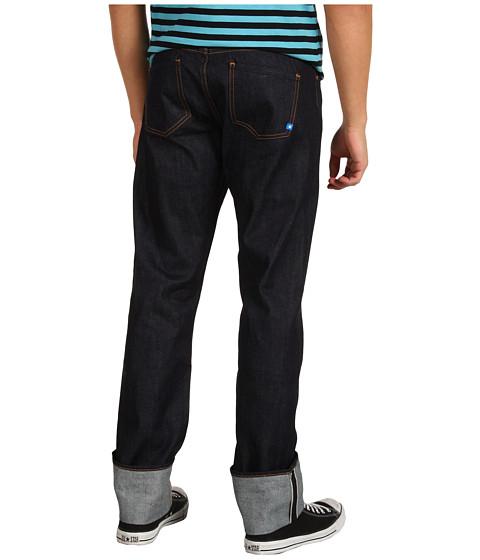 Pantaloni DC - NVRBRKN. Selvedge Straight Fit Jean - Raw Indigo