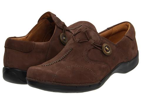 Pantofi Clarks - Un.maple - Moss Nubuck