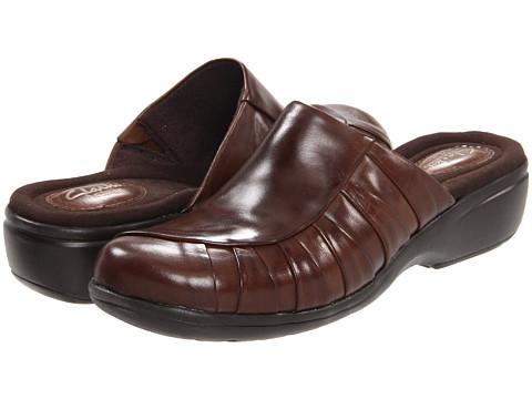 Sandale Clarks - Ruthie Shine - Dark Brown Leather