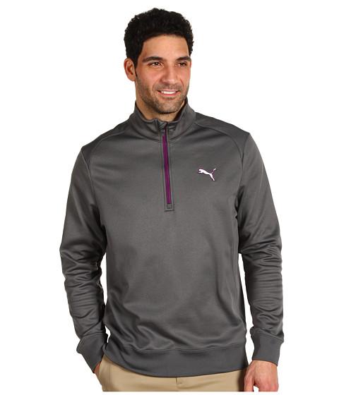 Bluze PUMA - Golf Solid 1/4 Zip Popover - Castlerock