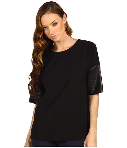 Tricouri Costume National - 5S 77E1 75360 900 - Black