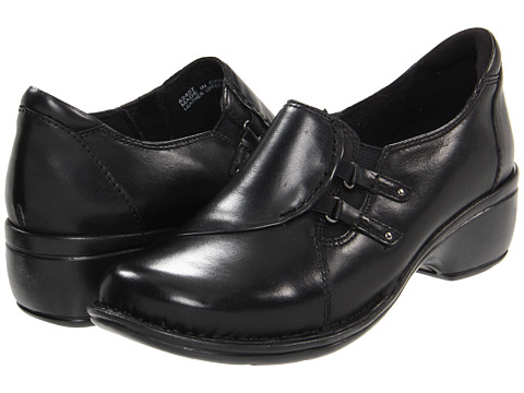 Pantofi Clarks - Mill Quarter - Black Leather
