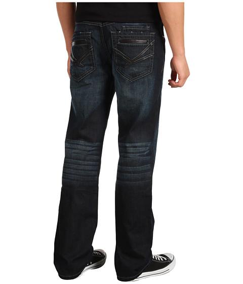 Pantaloni ECKO - Modelo Wash Straight Fit - Modelo Wash