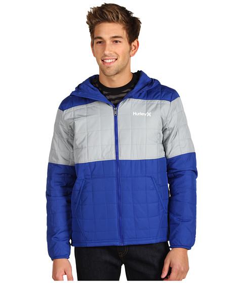 Bluze Hurley - Edge Jacket - Prescott Blue