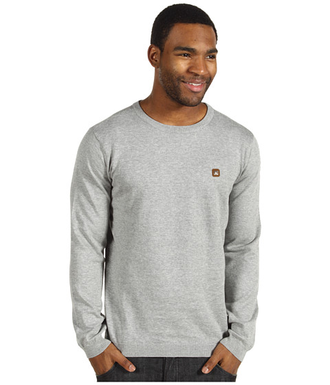 Bluze DC - Sabotage 3 Sweater - Heather Grey
