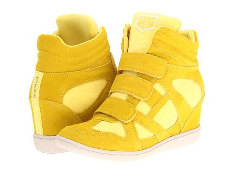 Adidasi SKECHERS - SKCH Plus 3- Raise The Bar - Yellow