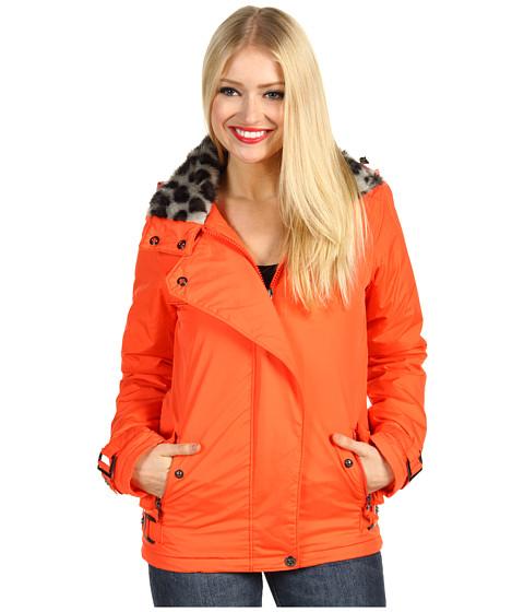Bluze Fox - Cocoa Jacket - Orange Crush