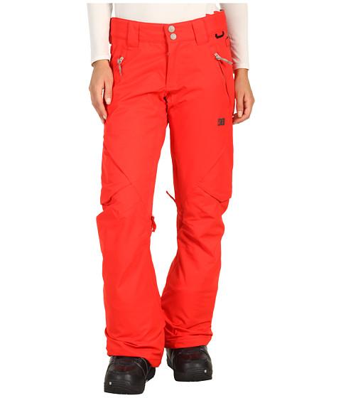 Pantaloni DC - Ace Skinny Snowboarding Pant - Red