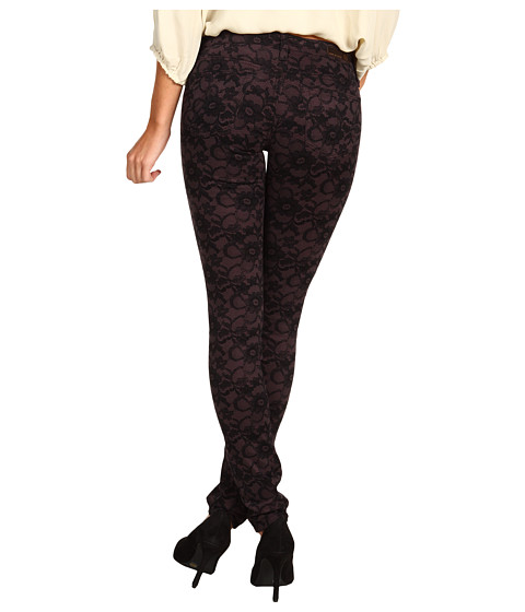 Pantaloni AG Adriano Goldschmied - The Legging Lace - Lace Concord